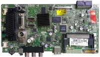 VESTEL - 23090273, 17MB81-2, 100512, Main Board, AU Optronics, T420HVN01.2, VESTEL SATELLITE 42PF5045 42 LED TV