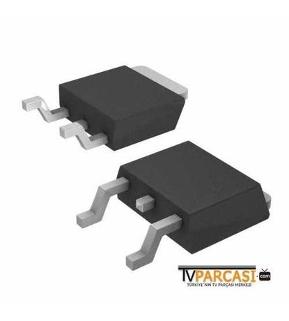 FDD6637, 35V P-Channel Power Trench-R MOSFET