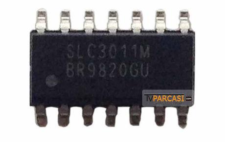 SLC3011M, SLC3011, SLC3O11M, SOP16, Voltage regulator, driver board control IC, LED Inverter IC