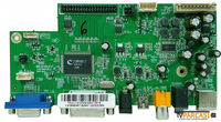 SUNNY - 12AT050 V0.3, 12AT050 MNL, Main Board, LC420DUJ-SGK1, SUNNY SN042DLD12AT050-A3DFM