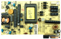 VESTEL - 20555430, 17PW05-3, V.3 150411, Vestel Power Board