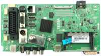 VESTEL - 23399093, 23399092, 17MB96, 110814R2, Vestel 48 Led Tv Main Board