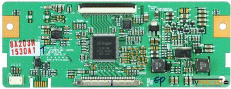 6871L-1530A, 1530A, 6870C-0238A, T-Con Board, LCD Controller, Control Board, CTRL Board, Timing Control, LG Display, LC320WXN-SBB1