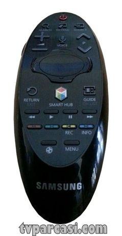 SAMSUNG - BN59-01185B, Samsung Smatr TV Kumandası, SMART TOUCH, SAMSUNG UE55HU6900