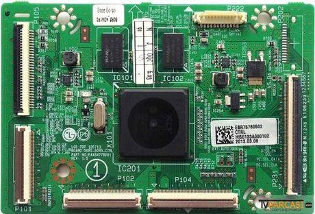 LG - EBR75760502, EAX64778001, 50R5_60R5_CTRL, PDP50R5, PDP50R50000, LG 50PN6500-ZA