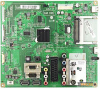 LG - EBT61396878, EAX64113202(0), EAX64290501(0), Main Board, AU Optronics, T420HW09 V0, LG 42LK450, LG 42LK450-ZB
