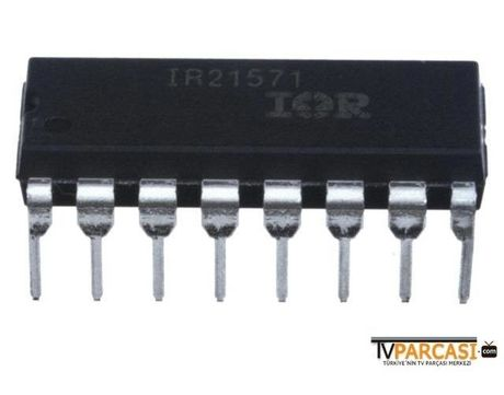 - IR21571, Lighting Ballast Driver