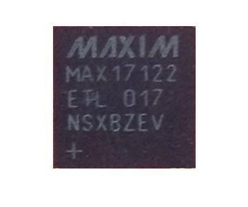 MAX17122, MAX17122ETL, MAX17122 ETL, TFT LCD HDTV Power Supply Controller IC Chip