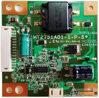 DİĞER MARKALAR - MT2751A01-1-P-5, Led Driver Board, CSOT MT2751A01-4, FINLUX 28FX4000HM LED