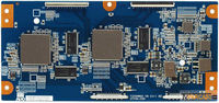 AUO Optronics - T370HW02 V9 Ctrl BD, 37T04-C09, 5537T04C16, T-con Board, AU Optronics, T370HW02 V.9