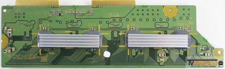 PANASONIC - TNPA4383, TNPA4383 1 SU, TXNSU1QMTB, DRV, Buffer Board, MD-42MF10E2N, PANASONIC TH-42PY70FA