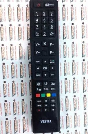 VESTEL - Vestel Lcd-Led Smart TV Kumanda , RC4846 , 30076687