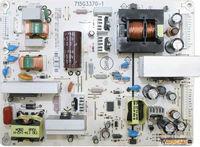 TOSHIBA - 715G3370-1, ADTV82412AC7, Power Supply Board, Toshiba 26AV605PG, 26AV615DB
