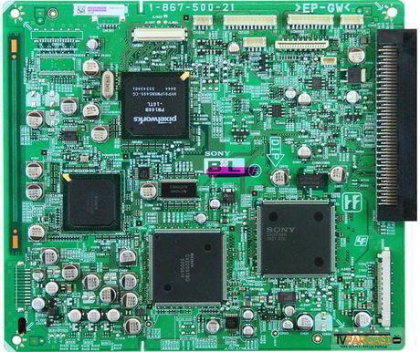 1-867-500-21, A-1127-375-B, A1126112B, BL Board, LTY260W2-L06, Sony KLV-V26A10E, Sony KDL-V26A12U
