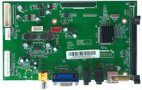 12AT022, 12AT022 V.0.5, HASANKEYF, 12AT022 DLED MNL, Main Board, Samsung, LTA320AP33, LJ07-01056B, LJ96-06087L