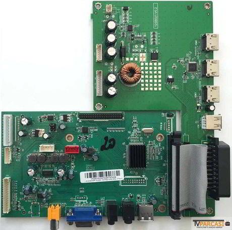 12AT022, 12SB021-V0.2, Main Board, LC320DXJ-SFE1, AXEN AX032DLD12SB021-KM