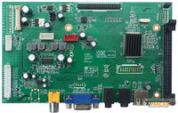 SUNNY - 12AT022, SUNNY 12AT022 DLED MNL, Main Board, Samsung, LTA400HM23, LTA400HM23001, LJ96-06091D, SUNNY SN040DLD12AT022-SMF