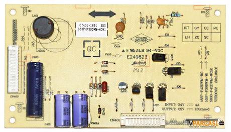 168P-P39DWM-W1, 5800-P42DWM-W030, VER00.03, 168P-P39DWM-HCW1, Led Driver Board, ChiHsin, V390HJ1-P01