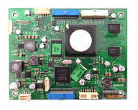VESTEL - 17FRC02-1, 180609, 20448286, 100Hz Board, FRC Board, LG Display, LC420WUL-SBM1, VESTEL 42PF8020 42 LED TV