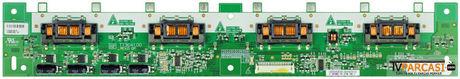19.31T08.002, XS-1931T08002, T37I041.00, Backlight Inverter, Inverter Board, AU Optronics, T315XW03 V.3
