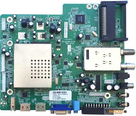 20-ALEU141-14-XX, NB11011505A0-A, Main Board, LG Display, LM230WF5-TLD1, 6091L-1711A, MEDION MD21151 DE-A