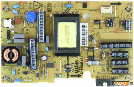23154322, 17IPS61-3, V1 160913, Vestel Power Board, Vestel Led tv, Finlux 28inch