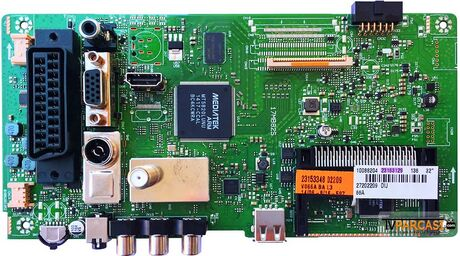 23163129, 23153348, 17MB82S, REGAL LD32H4041S 32 UYDU ALICILI LED TV, VES315WNDX-01