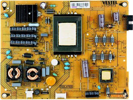 23220962, 17IPS71, 190814R4, VES400UNVS-N01, VESTEL 40FA7100 40 102 CM FHD SMART SLİM LED TV