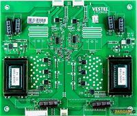 VESTEL - 23223947, 23223949, 17CON16, LTA550FW01, VESTEL 55CA9550, VESTEL 4K 3D SMART 55CA9550 55 CURVED LED TV