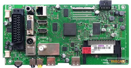 23229160, 23229163, 17MB95M, Main Board, VES390UNVA-01, SEG 39SE6400 39 SMART LED TV