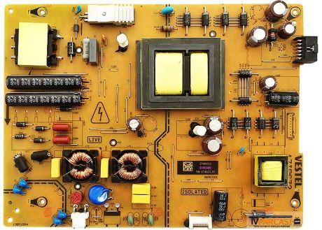 23329222, 17IPS72, VESTEL 4K SMART 43UB9100 43 LED TV, VES430QNEL-2D-U01