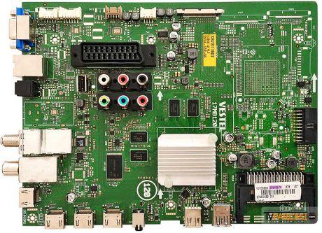 23343574, 23341311, 17MB120, Main Board, VES400QNSS-3D-U02, 23340369, REGAL 40R8070U 40 4K 3D SMART LED TV