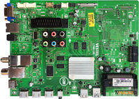 VESTEL - 23353179, 23339465, 17MB120, Main Board, VESTEL 4K SMART 40UA9800 40 LED TV, VES400QNSS-3D-U01, 23269892