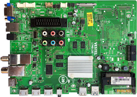 23353179, 23339465, 17MB120, Main Board, VESTEL 4K SMART 40UA9800 40 LED TV, VES400QNSS-3D-U01, 23269892