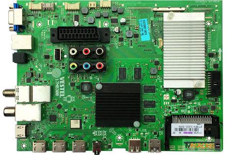 23361959, 23379302, 17MB300, 180116R2, Main Board, Vestel Led tv Main Board