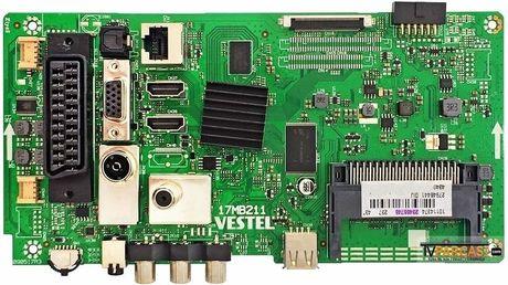 23466745, 17MB211, 090517R3, VES430UNDL-2D-N12, FINLUX 43FX620F 43 SMART LED TV