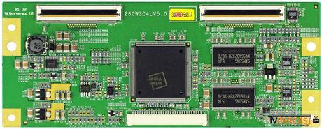 260W3C4LV5.0, 00778E, LJ94-00778E, T-Con Board, Samsung, LTA260W2-L06, LJ96-02289A