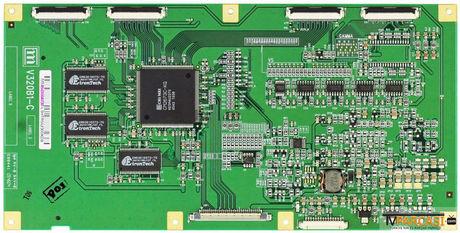 35-D004737, V320B1-C, T-Con Board, LCD Controller, Control Board, CTRL Board, Chi Mei, V320B1-L01