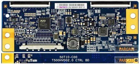 50T10-C00, T500HVD02.0 CTRL BD, 55.42T28.C10, FT-5542T28C10, TPT420H2-HVN04, T420HVN04.0-QYE, TPT420H2-HVN04 REV.080C