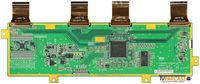 AU Optronics - 5526T01041, 55.26T01.041, T260XW01 CONTROL BD, 03A06-11, 48.26T01.016, T-Con Board, AU Optronics, T260XW01 V.5