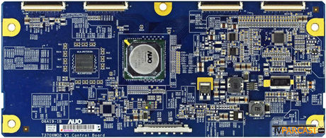5537T03011, 06A19-1B, T370XW02 V1, T370XW02 V1 Control Board, T-Con Board, AU Optronics, T370XW02 V.1