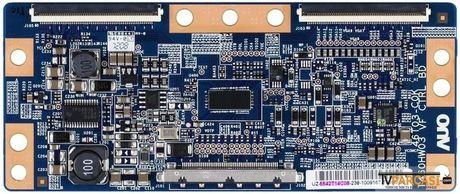 5542T14C08, 55.42T14.C08, 46T03-C0K, T460HW03 VF CTRL BD, T-Con Board, AU Optronics, T420HW09 V250