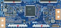 AU Optronics - 55.42T33.C01, 5542T33C01, 42T33-C02, T420HVD03.1 CTRL BD, T-Con Board, AU Optronics, T420HVJ01.0, LG 42LB650V, LG 42LB652V, LG 42LB652V-ZA