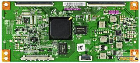 5LF25B, V500DK2-CKS2, T-Con Board, TPT500DK-QS1, TPT500DK-QS1 REV.SC1E