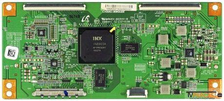 V400DK1-KE1, 6201B000L3000, 5W8261KAT, T-Con Board, INNOLUX, V400DK1-KE1, V400DK1-KE1 Rev.C9, LG 40UB800V, LCD Controller, Control Board, CTRL Board, Timing Control