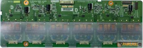 6632L-0162B, KUBNKM108D, KUBNKM108D ALPS REV 2.0, Inverter Board, LC470WU1 (SL)(02), 6900L-0046C