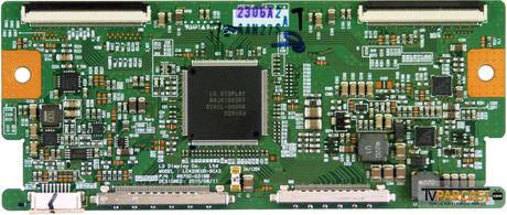 6871L-2306A, 2306A, 6870C-0319A, LC470EUD-SCA1, T-Con Board, LG Display, LC420EUD-SCA2, 6900L-0350C