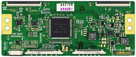 6871L-2732D, 2732D, 6870C-0358A, V6 32-42-47 FHD 120Hz, T-Con Board, LG Display, LC420EUD-SDF2, LC420EUF-SDPX, 6900L-0518A