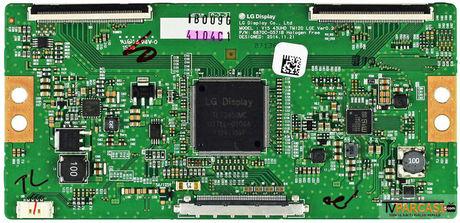 6871L-4104C, 4104C, 4104C1, 6870C-0571B, V15 43UHD TM120 LGE Ver0.2, T-Con Board, LG Display, LC430EQE-FHM2, 6091L-2825A