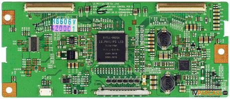 6871L-4200C, 4200C, 6870C-4200C, LC420WUN-SAA1 CONTROL PCB 2L, T-Con Board, LG Philips, LC420WUN-SAA1